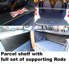 Smart ForTwo Parcel Shelf Cover and Supporting Rods for all 450 Models - UK