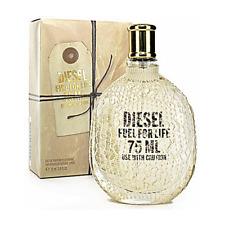 Diesel Fuel for Life Perfume 2.5 oz 75 ml EDP for WOMEN NEW