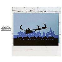 Stanzschablone Weihnachtsmann Hochzeit Weihnachten Oster Geburtstag Karte Album