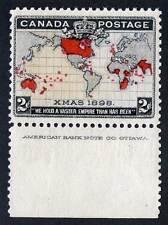 CANADA 85 Original Gum Light Hinge Mark Imprint Single