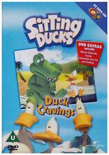 Sitting Ducks - Duck Cravings  - CITV Childrens DVD UK (NEW)