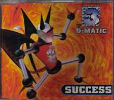 3 O-Matic-Succes cd maxi single