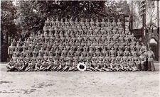 ✚731✚ German Field Postcard Feldpost WW1 OFFICER SWORD BAYONET UNIFORM VISOR CAP