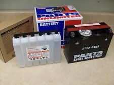 NEW PU AGM MAINTENANCE FREE BATTERY ARCTIC CAT PANTHER 570 2002 2003 2004-2007
