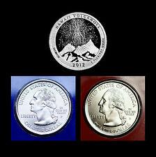 2012 P+D+S Volcano HI ~ Gem Clad Proof & P+D in Original Mint Wrappers