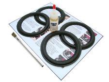 "4 Boston 5.25"" (5 1/4 inch) Speaker Foam Surround Repair Kit - 4BOS525"