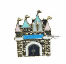 Gold Fairytale Princess Castle Costume Jewellery Adjustable Ring