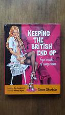 Simon Sheridan – Keeping the British End Up (UK 2005 hb w dw) British sex films