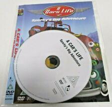 A cars Life cert U DVD Sparky new adventure Rating U