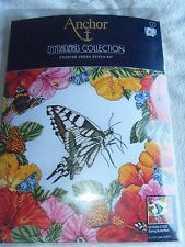 Anchor Maia Spring Butterflies Cross Stitch Kit