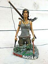 Tomb Raider Lara Croft Collectible Bust Figure Crystal Dynamics Square Enix