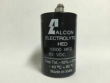 10000uf  63v Electrolytic Capacitor Alcon 10000mfd 63vdc HED