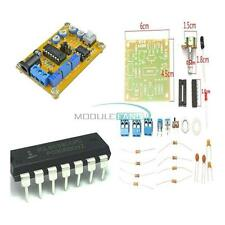 Icl8038 Dc 12v 25v Dds Signal Generator Module Sine Square Triangle Wave Output