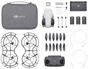 DJI Mavic Mini Fly More Combo (Grey) (Brand New) (All Parts Included)