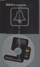 CD--SCHILLER--DAS GLOCKENSPIEL | SINGLE