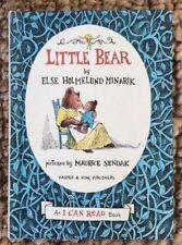 LITTLE BEAR by ELSE HOLMELUND MINARIK Pictures by MAURICE SENDAK