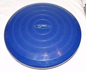 "Fitball Disc Wiggle Seat Balance Cushion Blue 13 1/2"" Diameter"