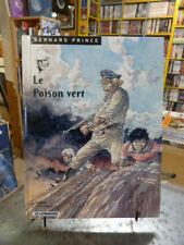 Hermann, Bernard Prince, le Poison vert, Aidans & Greg, vol 17 , 1999