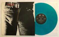 Rolling Stones - Sticky Fingers - 1980 Import On Green Color Vinyl (NM)