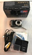 Panasonic LUMIX DMC TZ4 8.1MP Digital Camera Black Works Lense does NOT close