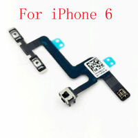 "NEW For iPhone 6 4.7"" Power On Volume Side Button Mute Silent Switch Flex Cable"