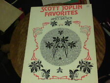 Scott Joplin Favorites arranged by James Bastien 1975