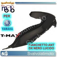 FIANCHETTO ANTERIORE DX NERO LUCIDO YAMAHA TMAX T-MAX 500 2008 77380023BR