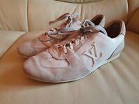 Louis Vuitton Ladies White Trainers Sneakers Shoes size 38  UK 5  US 8  Genuine