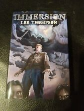 Lee Thompson Immersion Thunderstorm Books Signed HB
