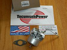 GENUINE Tecumseh carburetor 631921 for H25 H30 H35 H40 ,Troy Bilt tuffy tillers
