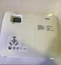 NEC NP-410 NP410 Portable Projector XGA 2600 Lumen VGA 82% Lamp life remaining