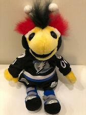 Tampa Bay Lightning Thunderbug Mascot 13 Inch Plush Toy