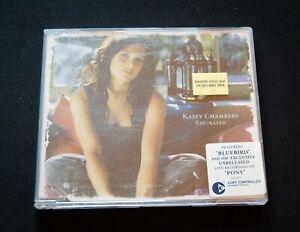 KASEY CHAMBERS - SATURATED | CD, MAXI-SINGLE