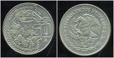 MEXIQUE  50 pesos 1982