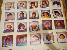 Annette Himstedt Putten Kinder 22 Doll Poster