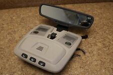 03-06 Volvo XC90 OVERHEAD CONSOLE SUNROOF HOMELINK REAR VIEW MIRROR