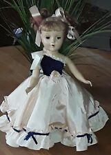 "Vintage Hard Plastic Arranbee R&B Nannette Doll 14"""