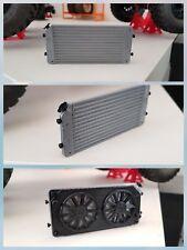 Scale RC radiator fan intercooler U4 Axial wraith scx10 rock crawler buggy yeti
