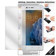 6x Schutzfolie für Nokia 3 Folie Displayschutzfolie klar Displayfolie