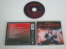 THIN LIZZY/LIVE AND DANGEROUS(MERCURY 532 297-2) CD ÁLBUM