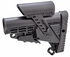 CBSCP CAA Tactical Buttstock with Integrated Adjustable Cheek Piece