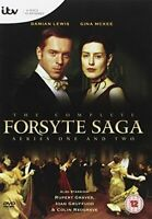 The Complete Forsyte Saga: Series 1 and 2 [DVD] [2002][Region 2]
