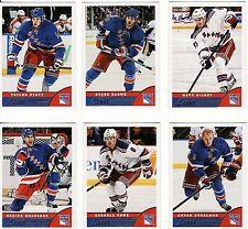 TAYLOR PYATT, NEW YORK RANGERS, RARE 2013-14 NHL CARD.