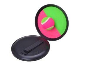 Klettballspiel mit 1 Ball und 2 Klett-Handtellern 20545 von Filmer