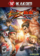 Street Fighter X Tekken Steam Digital NO DISC/box ** LIVRAISON RAPIDE! **