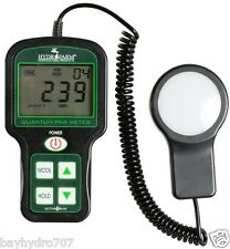HydroFarm QUANTUM PAR METER HIGHEST QUALITY SAVE $$ W/ BAY HYDRO $$