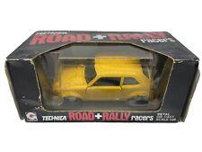 Eidai Grip 1/28 Collectible Diecast Road+Rally Honda Civic GTL GT-25 Sealed Yel