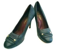 Ted Baker London Womens Black Pumps Stiletto Heels Shoes Size UK 6 EUR 39.5 US 8