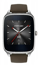ASUS ZenWatch 2 Wi501q Silver Rubber Taupe