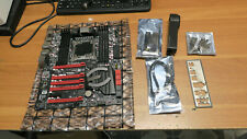 EVGA X99 FTW 2011-v3 Intel X99 SATA 6Gb/s USB 3.0 EATX Motherboard